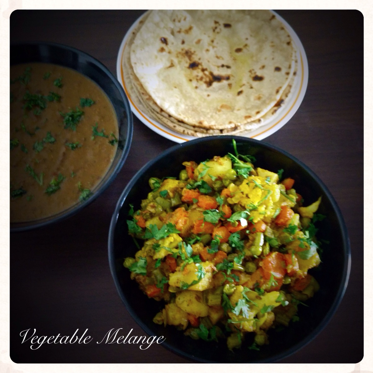 Vegetable Melange Recipe