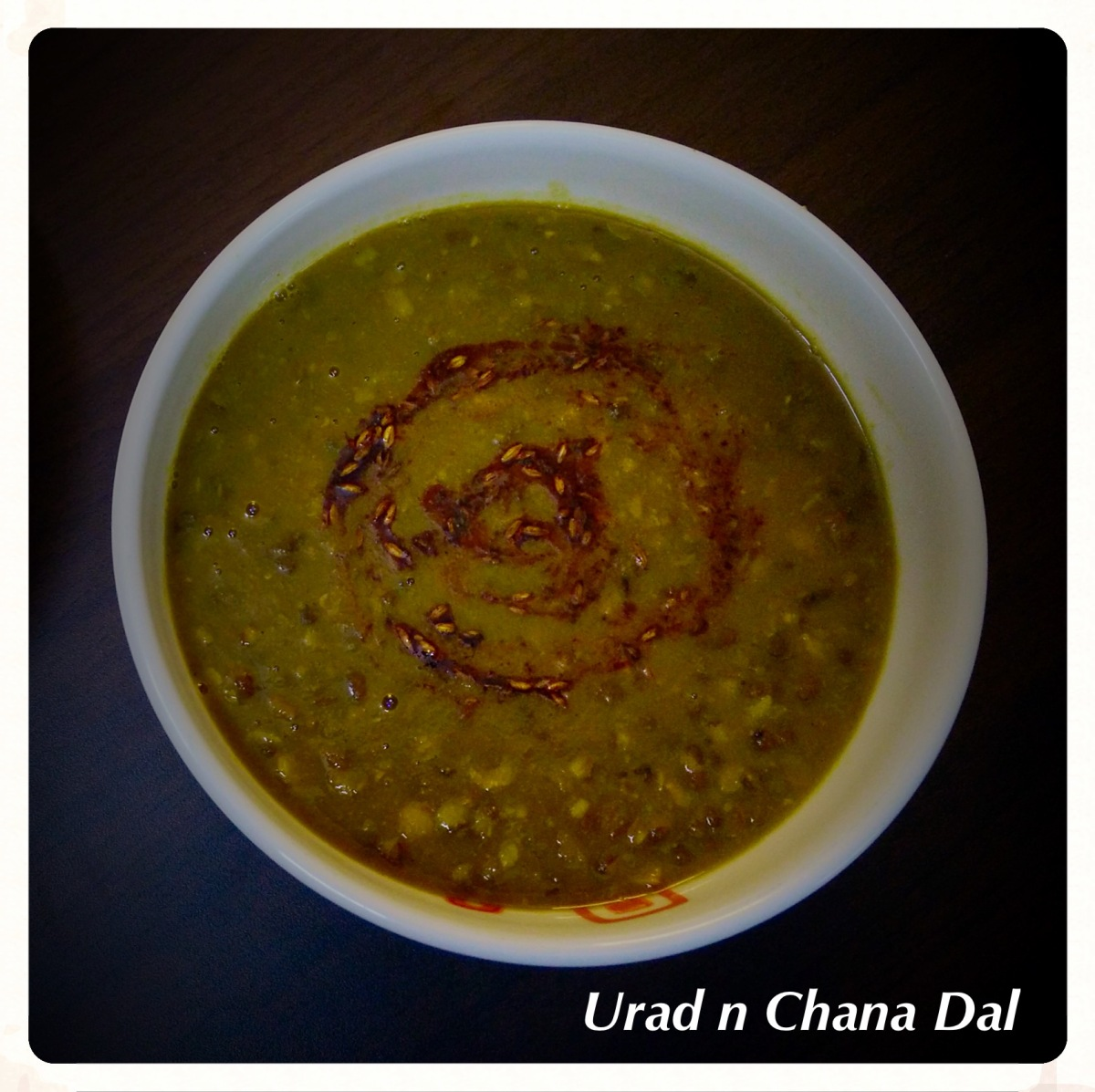 Urad and Chana Dal Recipe