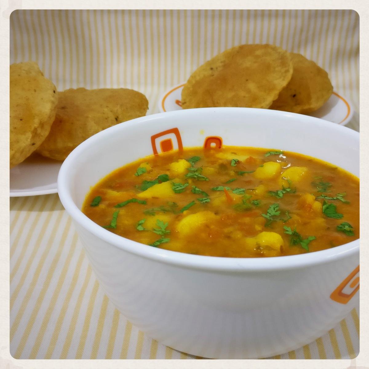 Aloo Tamatar ki Sabji Recipe